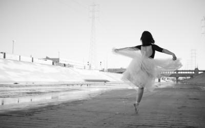 """Let's dance."""
