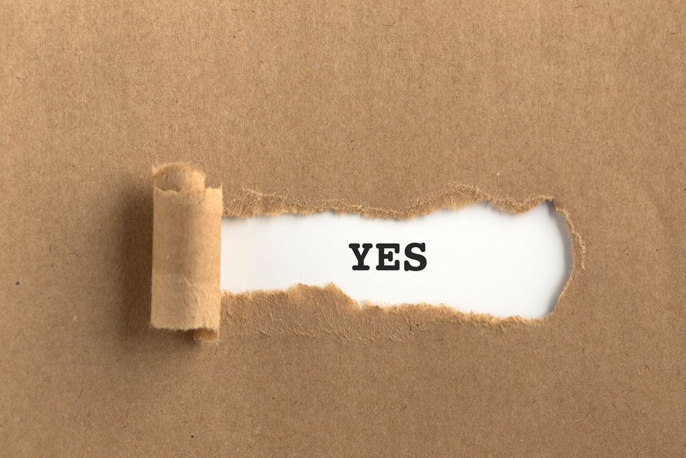 Making Room for the Best Kind of Yes